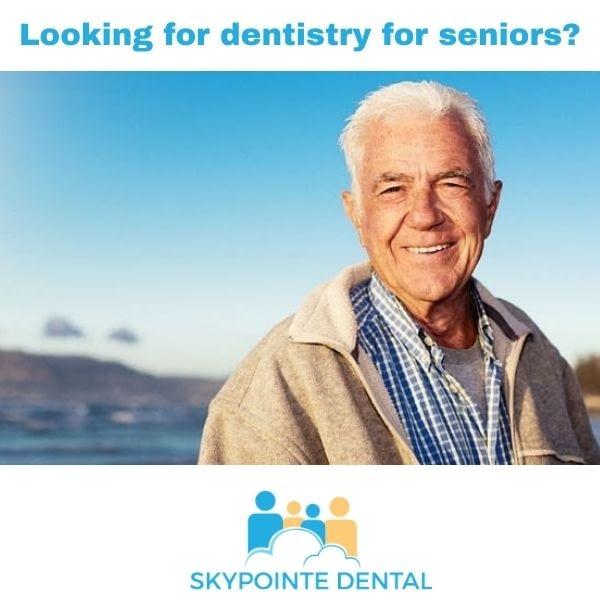 dentistry for seniors calgary ne