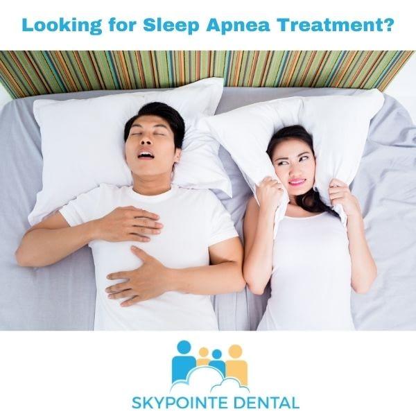 sleep apnea treatment calgary ne