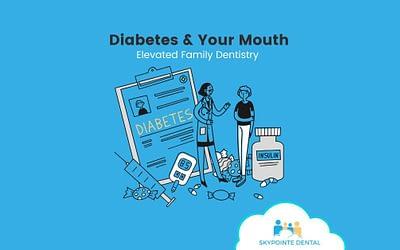 Diabetes and Oral Health: Dr. Jay Explains the Link  | Dentist Calgary NE