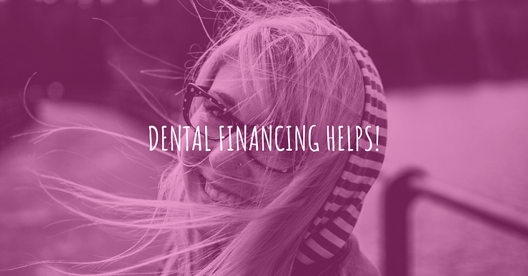 use dental financing in alberta