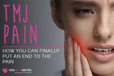 tmj splint lower teeth