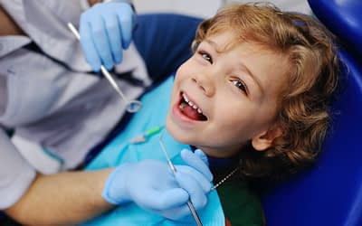 Why Your Child Should See a Calgary Family Dentist Early